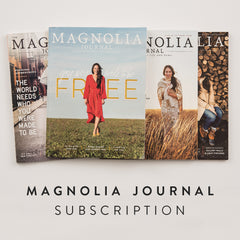 The Magnolia Journal Subscription
