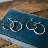 Metal Tube Earrings