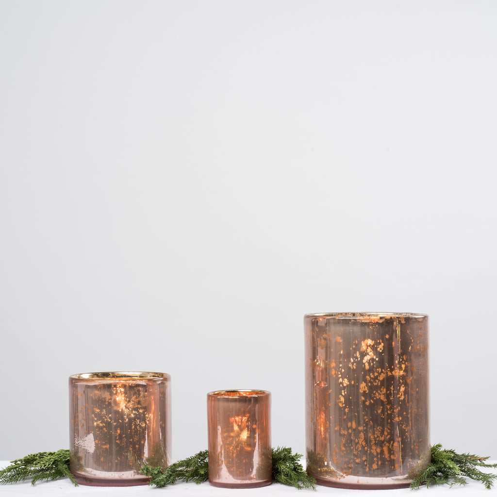 Cherish Votive Magnolia Christmas Chip & Joanna Gaines
