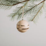 Charly Striped Christmas Ornament Chip & Joanna Gaines Magnolia