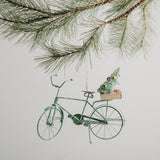 Tin Green Bicycle Ornament - Magnolia Market | Chip & Joanna Gaines