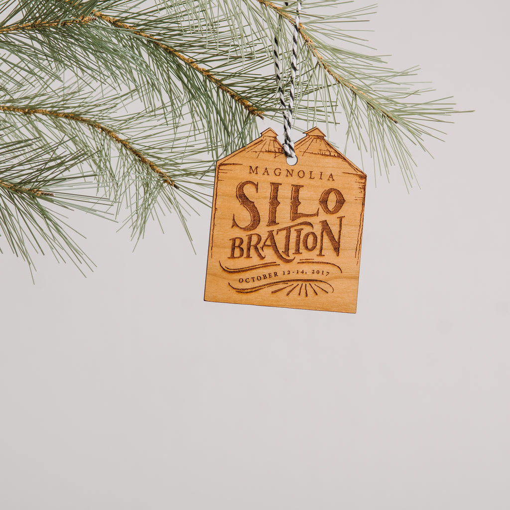2017 Silobration Ornament