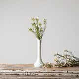 White Heirloom Vase