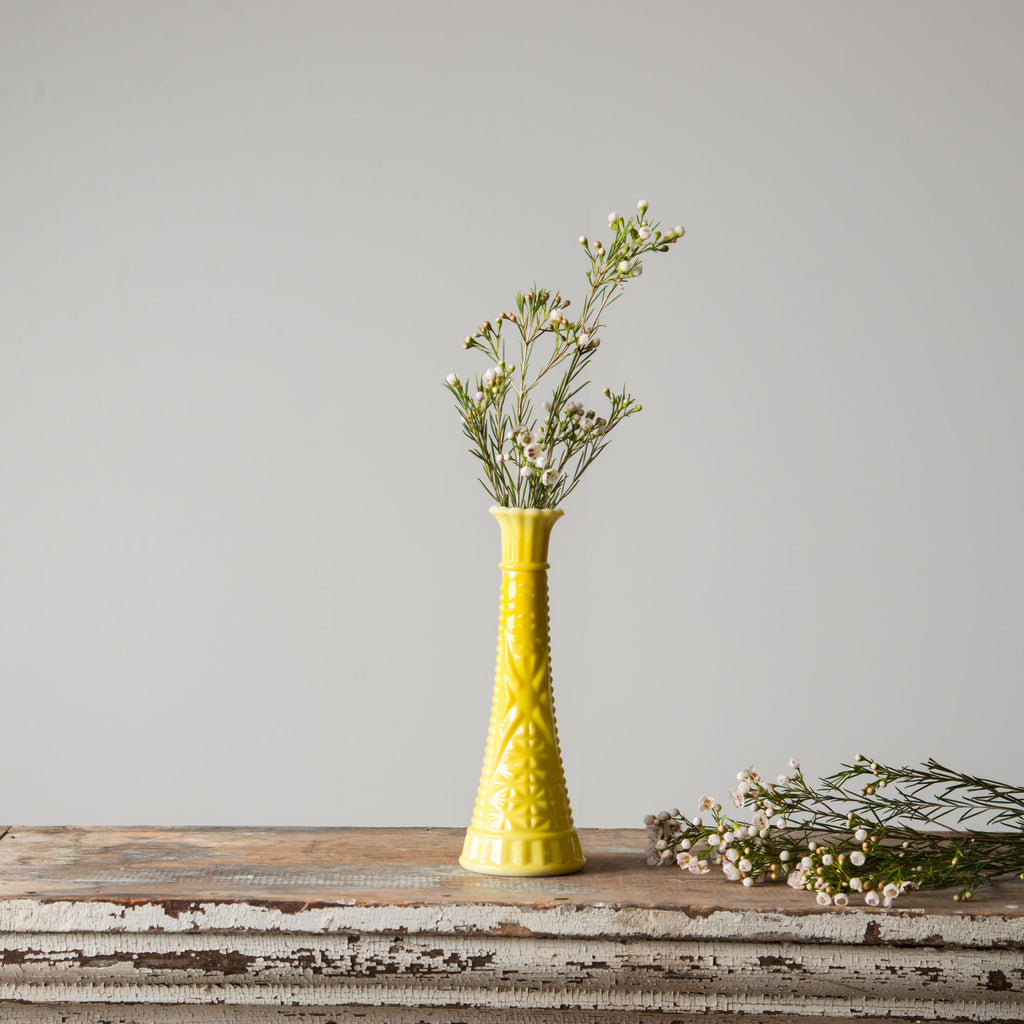 Chartreuse Heirloom Vase