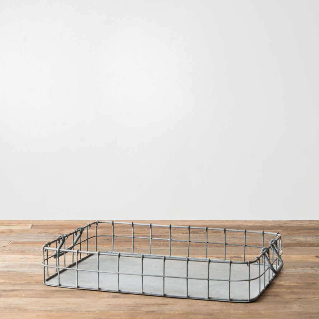 Wire Serving Tray