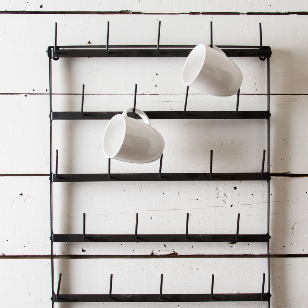Wire Cup Rack Wall - WIRE Center •