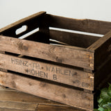 Vintage Apple Crate