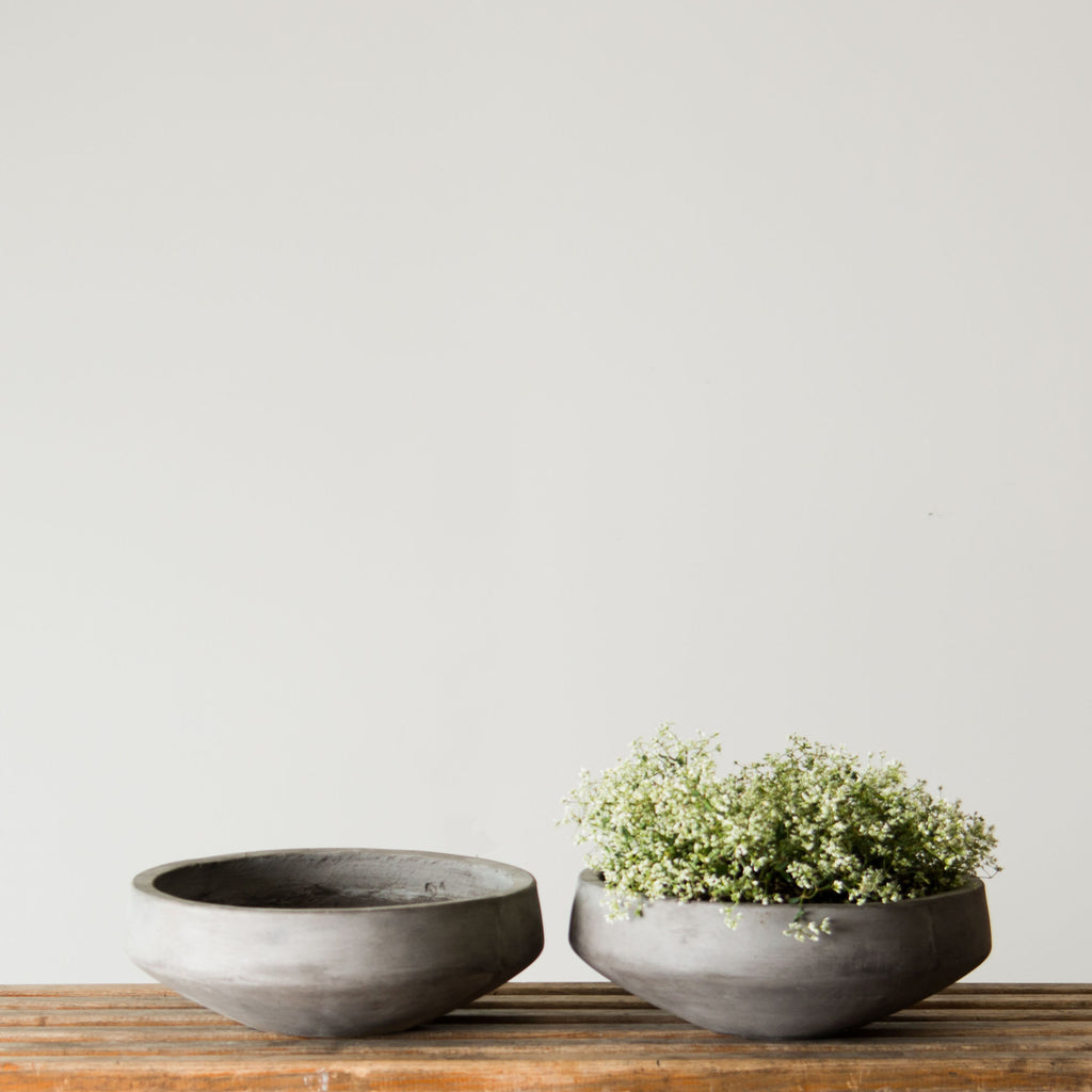Cement Base Bowl