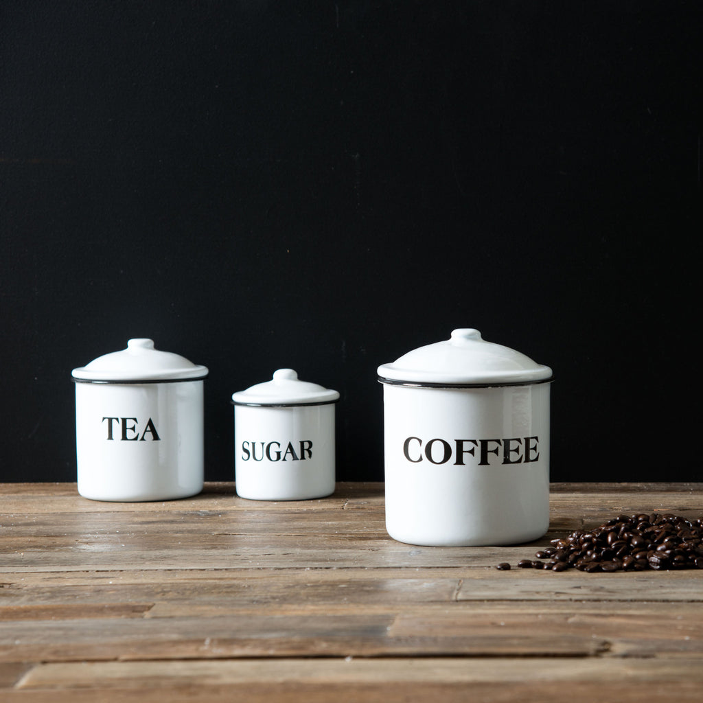 Fixer upper kitchen canisters - Canister Set Canister Set Canister Set Canister Set