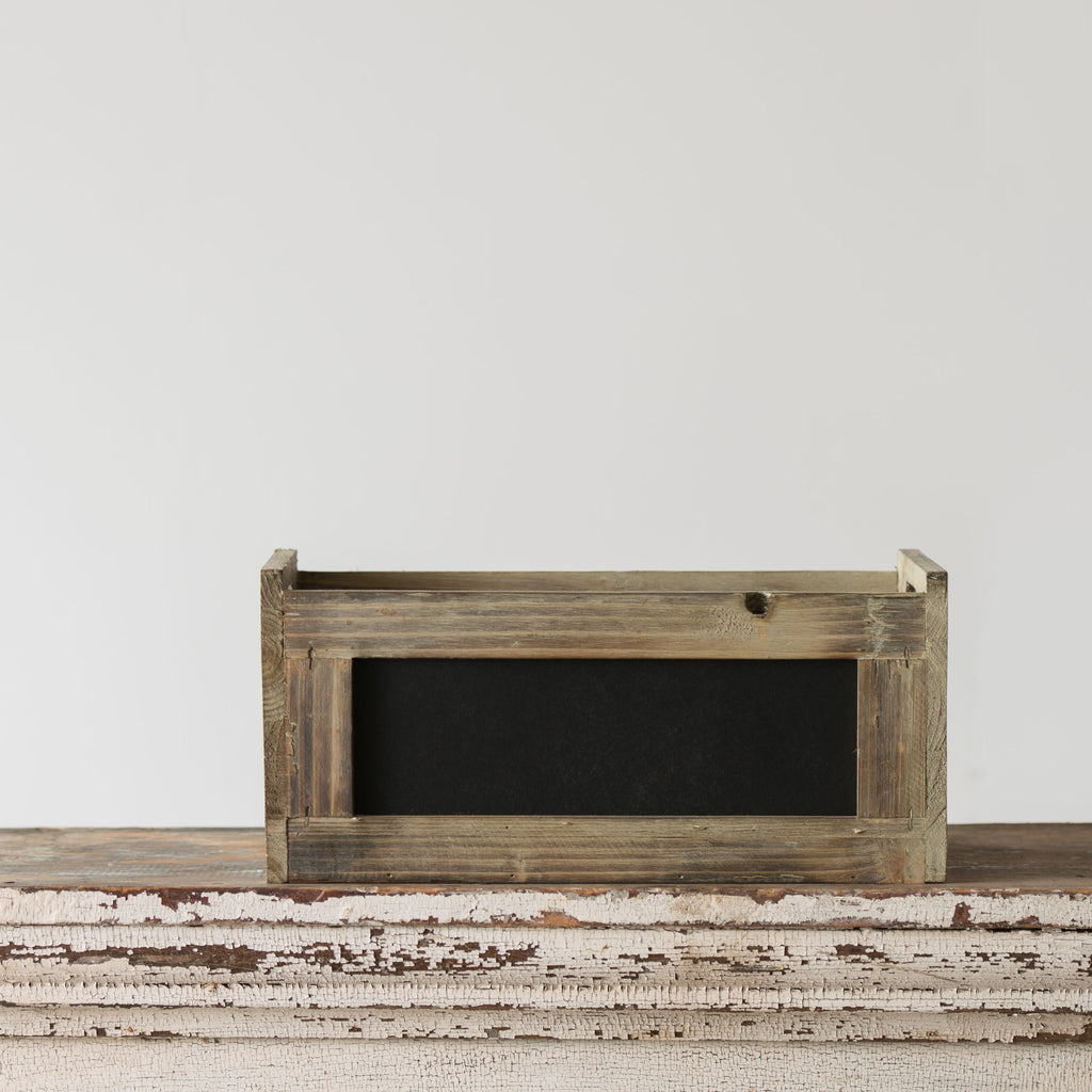 Horizontal Blackboard Crates - Magnolia | Chip & Joanna Gaines