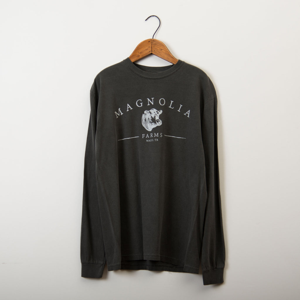 Pepper Magnolia Farms Long Sleeve Shirt Magnolia Chip