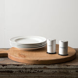 Stoneware Salt & Pepper Shakers