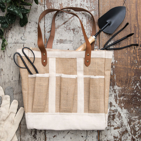Seed & Supply Garden Tote