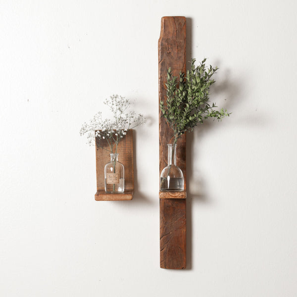 Reclaimed Wood Wall Shelf Magnolia Chip Amp Joanna Gaines
