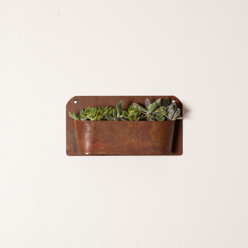 Used Trucks San Antonio >> Rustic Wall Planter - Magnolia | Chip & Joanna Gaines