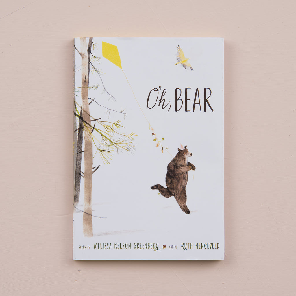 Oh bear childrens book