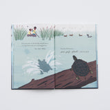 over and under the pond childrens book