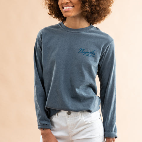 Waco's Most Popular Silos Denim Long Sleeve Shirt