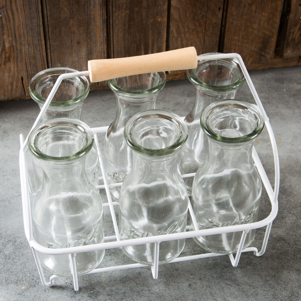 Darcie Milk Bottle Caddy
