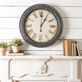 Black Frame Clock