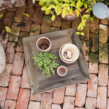 Reclaimed Wood Trays (Med + Large)