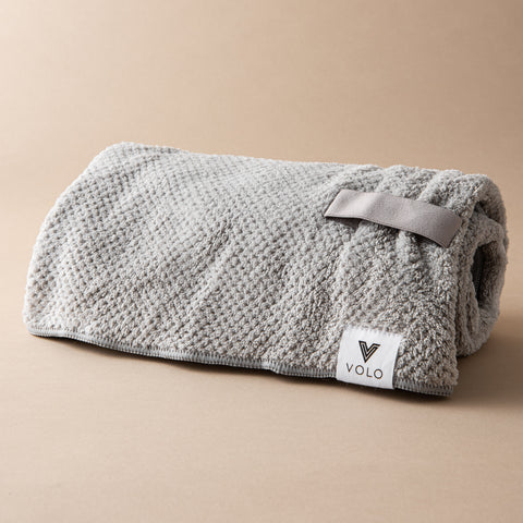 Hero Quick Dry Towel - Luna Gray