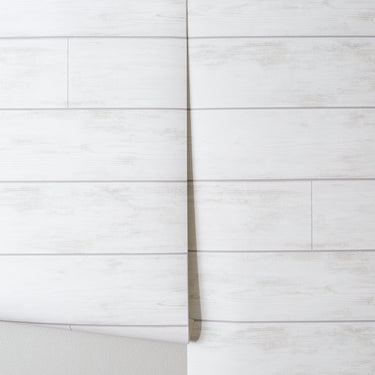 Shiplap Wallpaper Magnolia