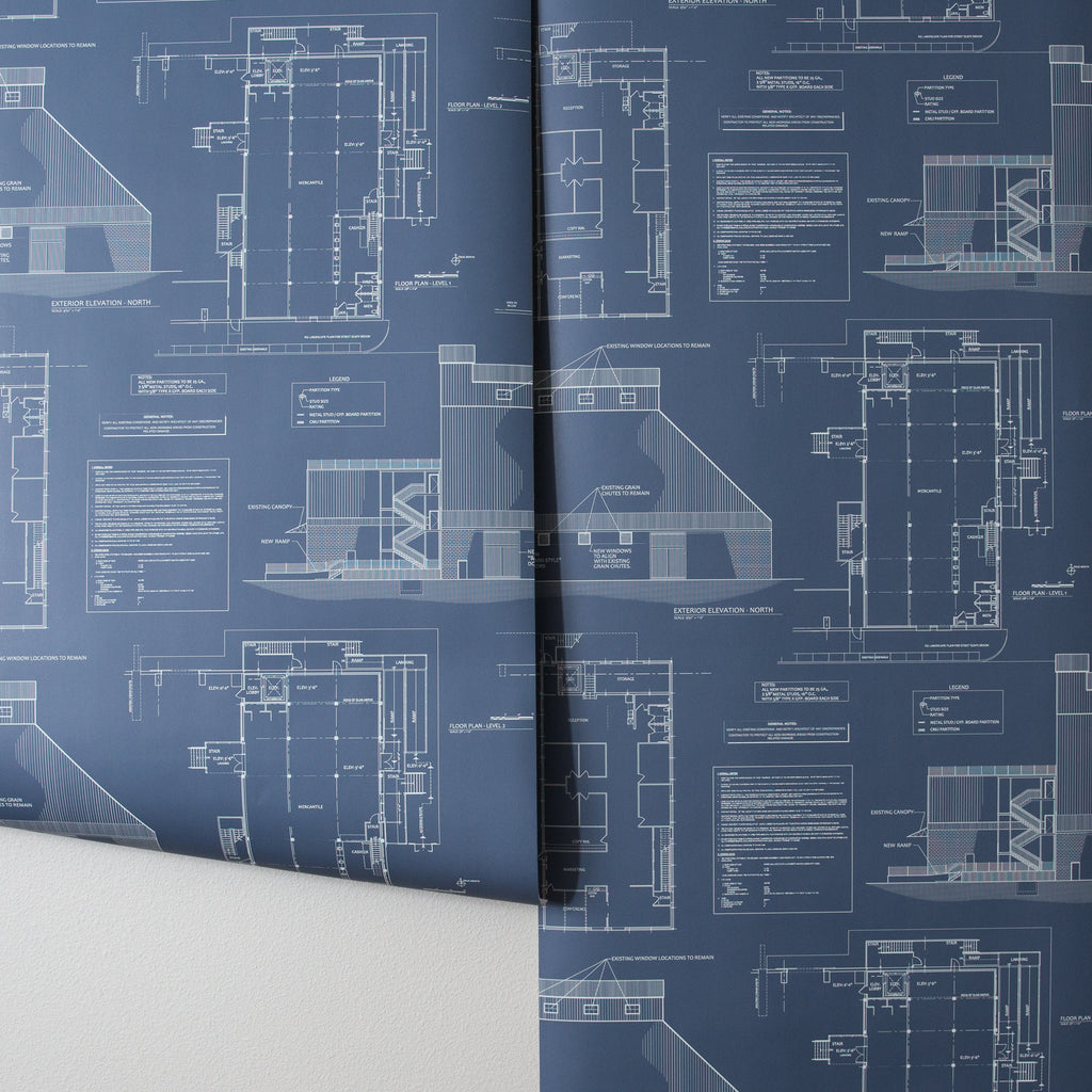 Blueprints wallpaper magnolia joanna chip gaines blueprints wallpaper malvernweather Images