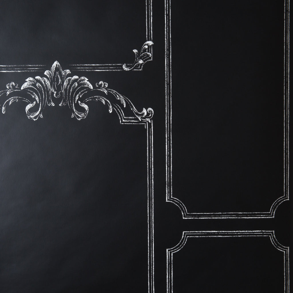 Chalkboard Wallpaper Magnolia Joanna Amp Chip Gaines