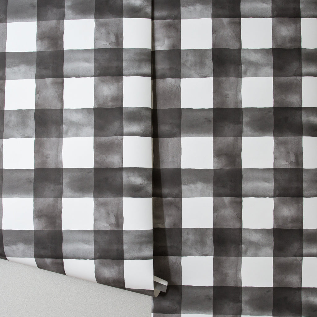 Buffalo Check Wallpaper Magnolia Market Joanna Amp Chip