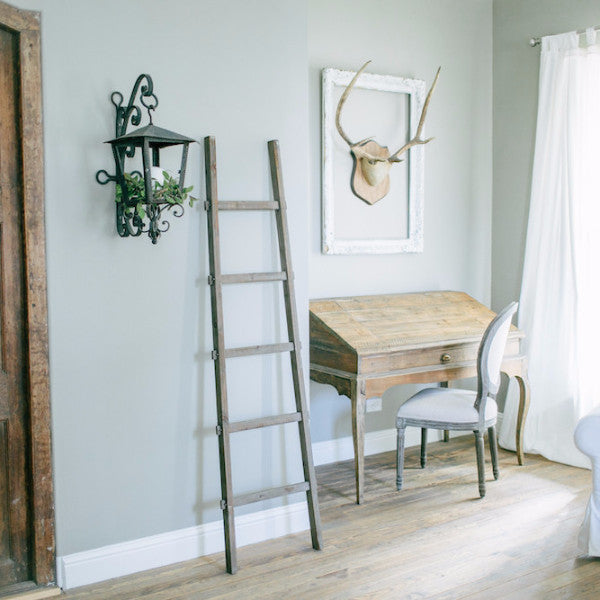 Wooden Display Ladder