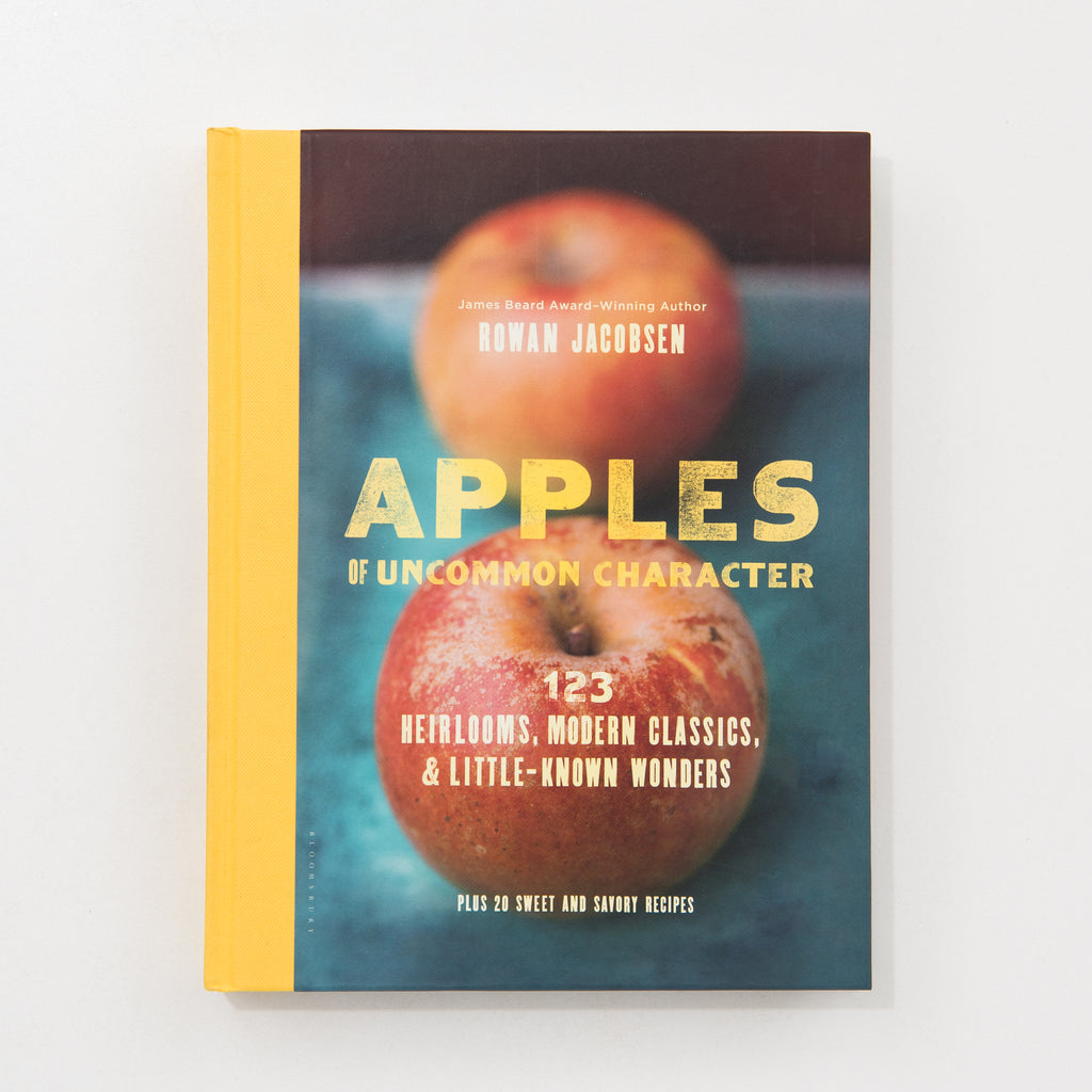 apples of uncommon character cookbook