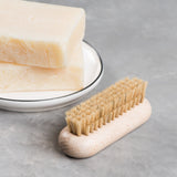 beech wood nail brush