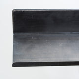 black metal picture ledge shelf