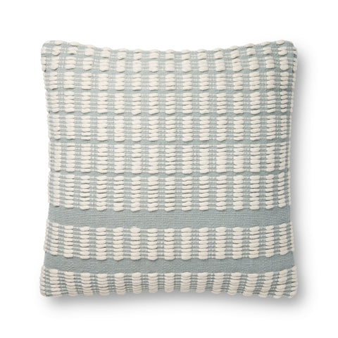 Blue Blakely Pillow