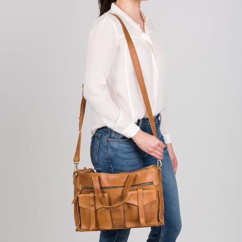 Joanna's Favorite Satchel