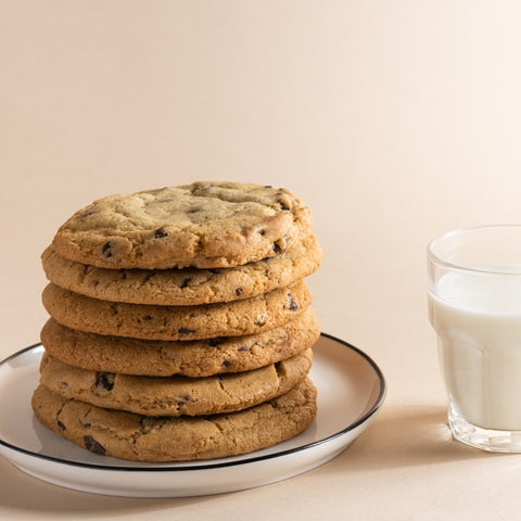 half dozen silos baking co. chocolate chip cookies