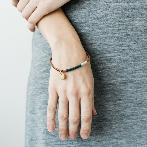 Juniper & Frost Square Bangle