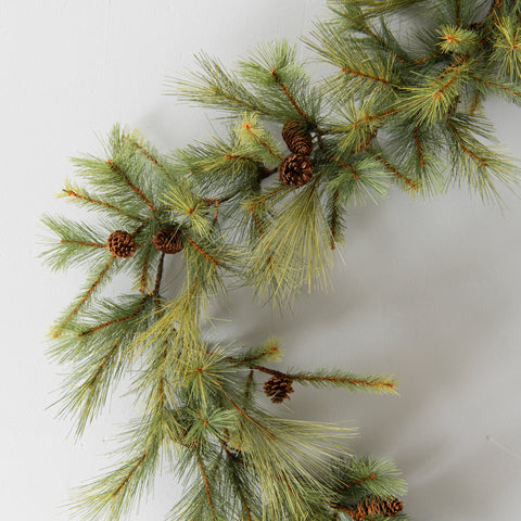 Dusty Pine Garland