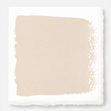 Warm soft peach exterior paint