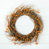 Magnolia Fall Berry Wreath Chip & Joanna Gaines
