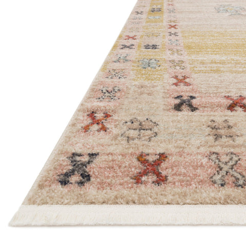 Graham Antique Ivory Multi Rug