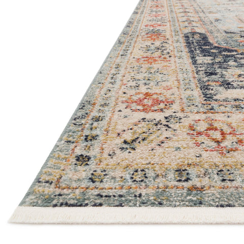 Graham Blue Antique Ivory Rug