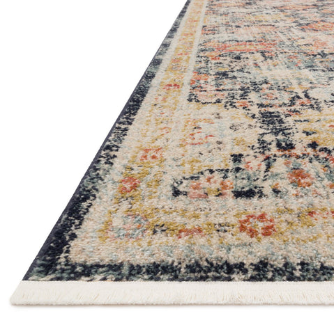 Graham Blue Multi Rug