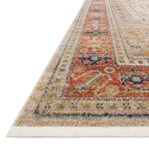 Graham Persimmon Antique Ivory Rug