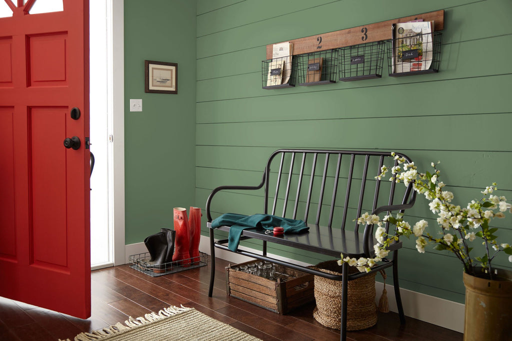 Magnolia Green Premium Interior Paint By Joanna Gaines
