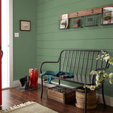 evergreen green paint
