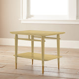 medium golden-yellow chalk paint