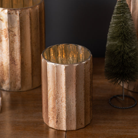 Joy Metallic Votive