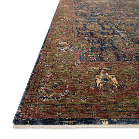 Kennedy Blue Multi Rug